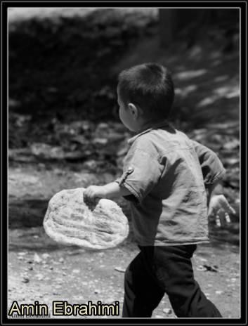 نان از عمل خویش